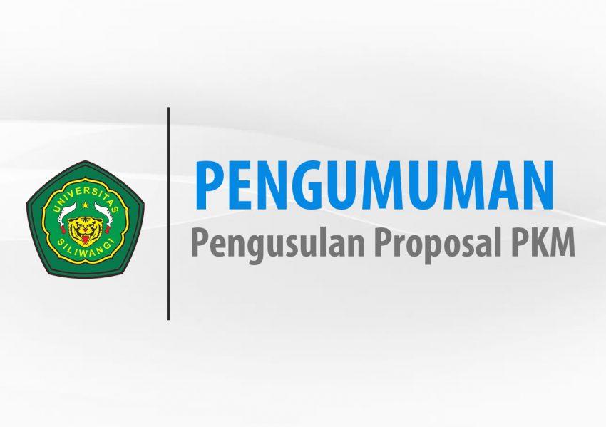 Pengusulan Proposal PKM