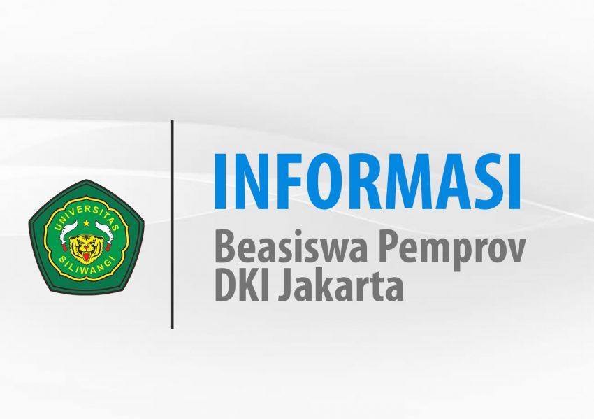 Info Beasiswa Pemprov DKI Jakarta