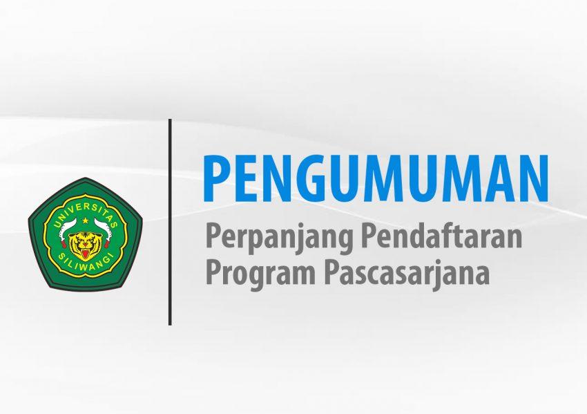 perpanjang pendaftaran pscasarjana