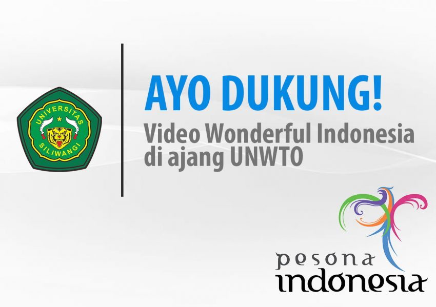 Ayo Dukung Video Wonderful Indonesia di ajang UNWTO